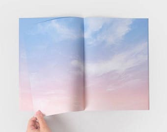 Blue Skies Bullet Journal, Bujo Notebook, Gratitude Journal, Prayer Journal, Bullet Journaling, Bullet Journal Books