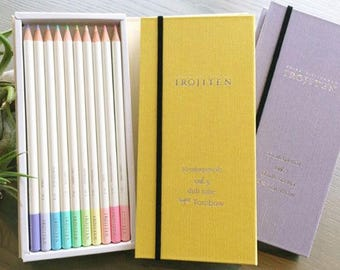 Tombow Irojiten Colored Pencils, Adult Coloring, Colored Pencils Set, Adult Coloring Gift, Tombow Color Pencils, Irojiten Coloring Pencils,