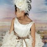 Stunning ivory flower girl dress,flower girl tutu,baby tutus,ivory feather tutu dress,flower girl,christening dress,vestidos de ninas