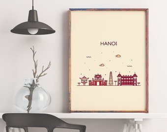 Hanoi | Etsy