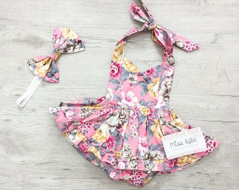0ba1748ff0a Baby girl rompers