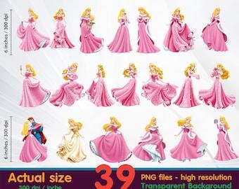 Princess Aurora Etsy