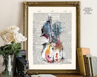 Living room poster - Creative decor - living room decor -  Poster Dictionary art, hipster Art - Print Wall Decor, Nursery Wall Art