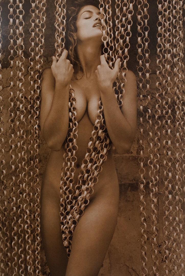 Cindy Crawford  nackt