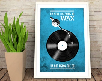 Beastie Boys - Sure Shot - Poster Print - Vinyl - Records - 45 rpm - 33 1/3 - Turntable - Record Player - Typography - Hip-Hop - Indie