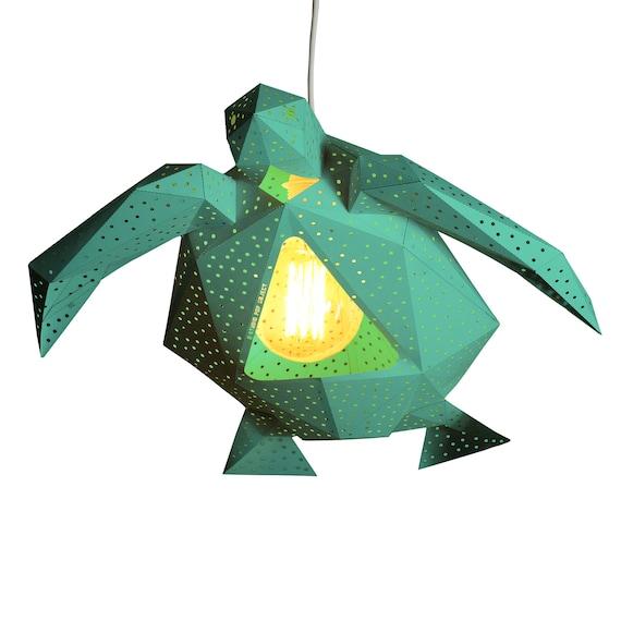 Origami Loggerhead Sea Turtle | Author: Satoshi Kamiya -Fold… | Flickr | 570x570