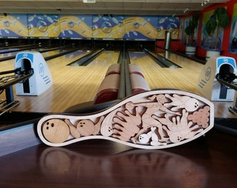 Bowling Pin Puzzle (Female)