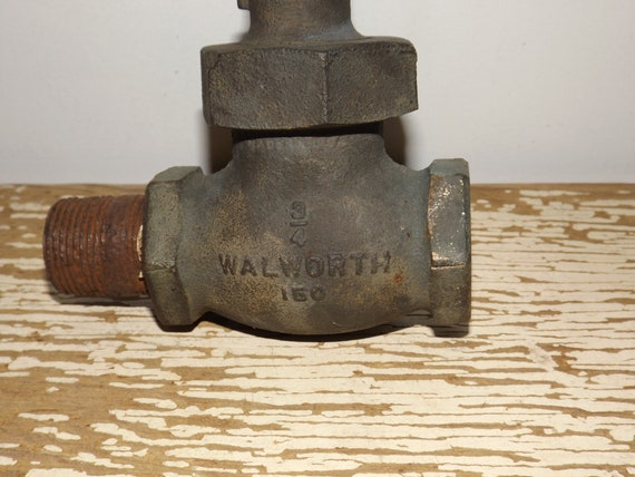 "Walworth 2/"" Bronze Check Valve for Plumbing"