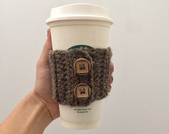 Sweater Weather Cup Cozy