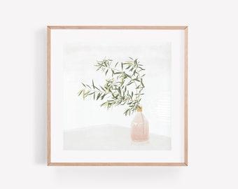 Sunbeam – Square Print 21 x 21cm