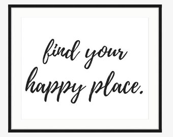 Find Your Happy Etsy