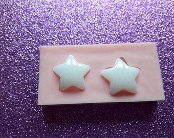 Silicone Rubber Stencil Stars