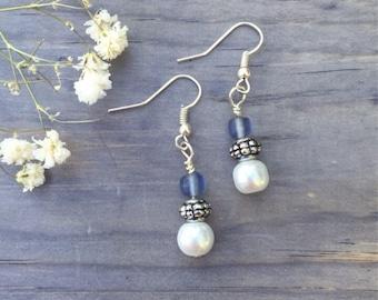 Bead Earring Set