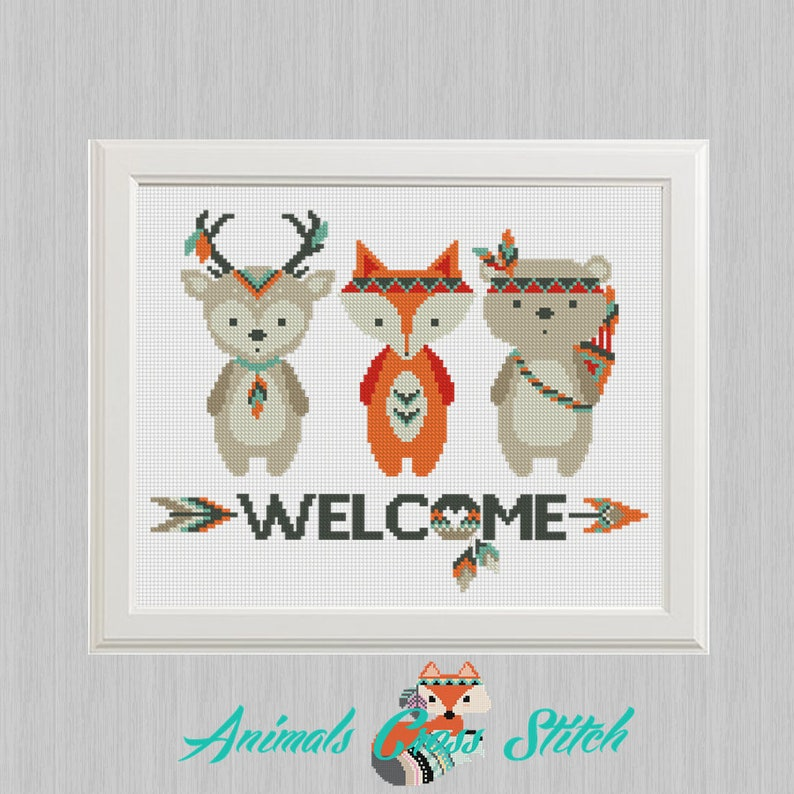 Wedding Cross Stitch Hat Pattern PDF Instant Download Stylish Embroidery Cute Wall Decor