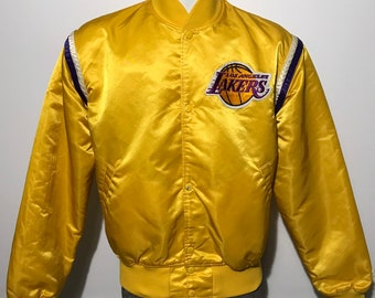 Lakers bomber jacket | Etsy