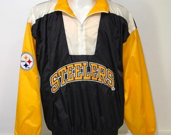 outlet store 98b56 0c9b5 Vintage steelers | Etsy