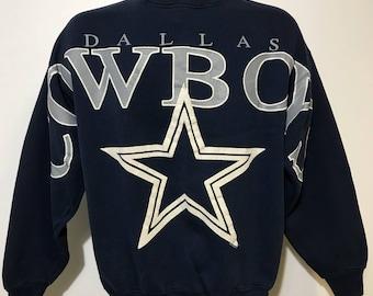 Vintage 1993 Dallas Cowboys Sweatshirt L
