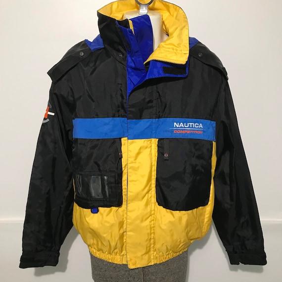 Vintage Nautica Competition Jacket M