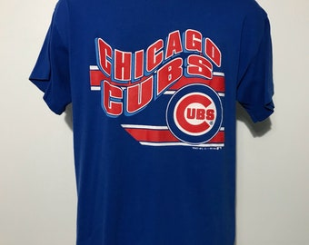 Vintage 1990 Chicago Cubs Tee XL