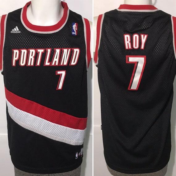 Vintage Brandon Roy Portland Trail Blazers Adidas