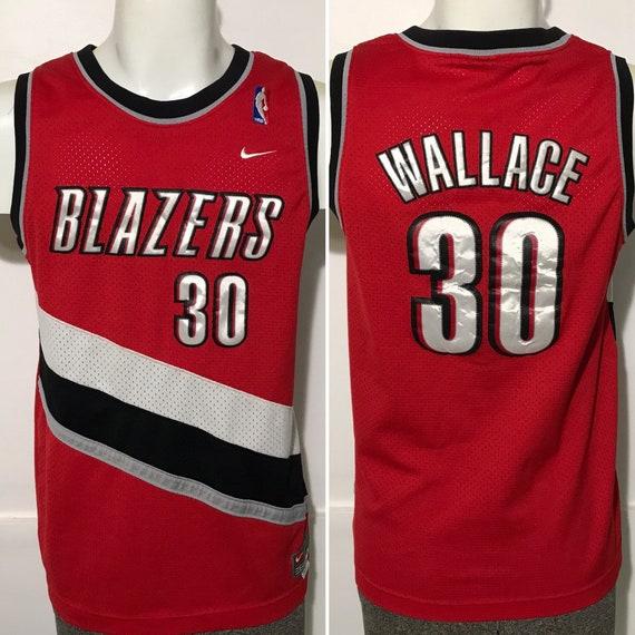 Vintage Rasheed Wallace Portland Trail Blazers Nik