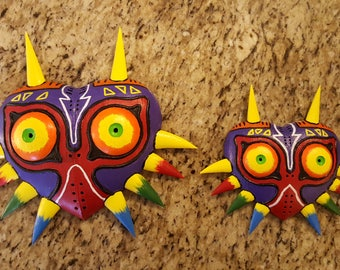 Majoras Mask Replica from Nintendo Legend of Zelda Series