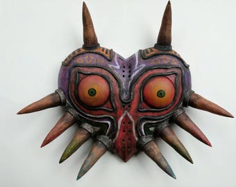 Legend of Zelda: Majora's Mask replica mask