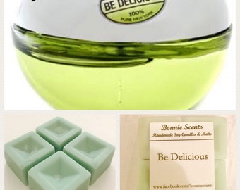 Be Delicious. Soy Wax Melts. Home Fragrance. Floral. DKNY.