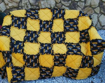 Pittsburgh Steelers Nfl Blanket