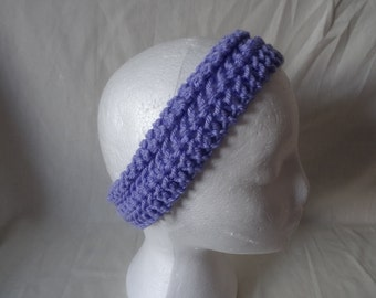 Knitted Chunky Head Band