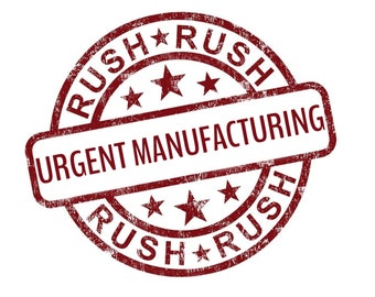 EXPRESS: urgent order - expedited production time of any set synthetic dreads, dreadlock extensions. Rush order