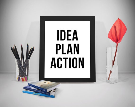Idea office supplies Table Image Otomiinfo Idea Plan Action Office Decor Idea Office Decor For Him Etsy