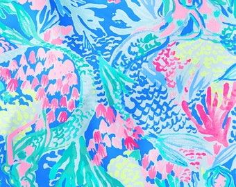 "18""x18"" MERMAIDS COVE 