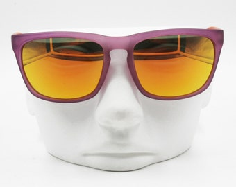 11bd7f2b56ece4 Verenigde kleuren van Benetton zonnebril sportieve sport met gespiegelde  lenzen