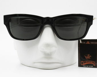 e0f5877fc3 Winchester by Magic Line Black wayfarer sunglasses