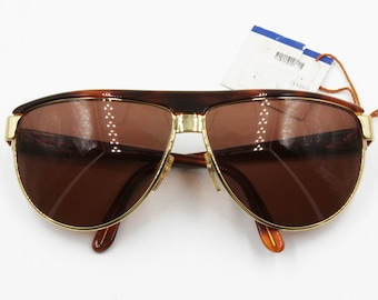 c3aab84956 INKOGNITO by POLAROID sunglasses 90s Biker style italian