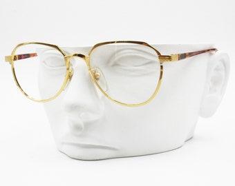 b0d541de69f20 Gianmarco Venturi 213 Vintage round eyeglasses frame