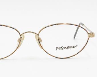 83caea21e51 Yves Saint Laurent YSL Vintage 1980s glasses frame eyeglasses