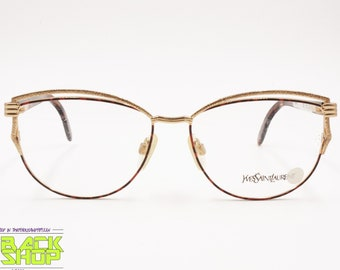 ffcf97a43c Yves Saint Laurent YSL Vintage 1980s glasses frame eyeglasses women
