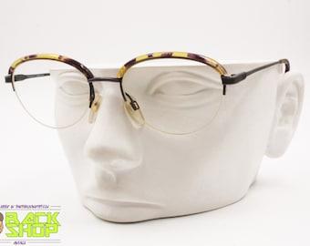 9cb54f78b1 VOGUE JOYCE N Vintage women half rimmed glasses frame