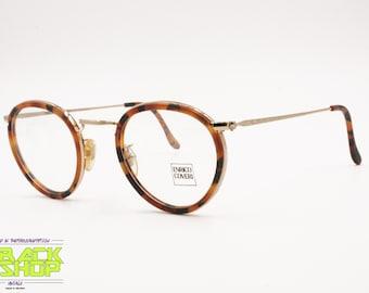 1066cf343f8 ENRICO COVERI by FMG 452 C Vintage glasses frame round pantos