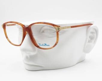 fd3723906b27 Emilio Pucci EP 405 126 acetate eyeglasses frame wooden effect acetate
