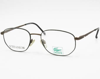 e8ed64e1c7b Lacoste Club mod. 7305 reading glasses rectangular eyewear