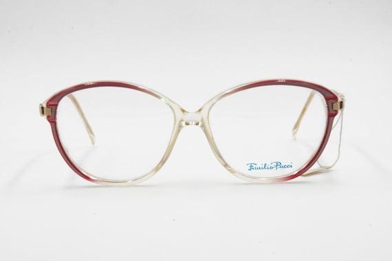 Emilio Pucci EP 332 acetate eyeglasses frame // s… - image 3