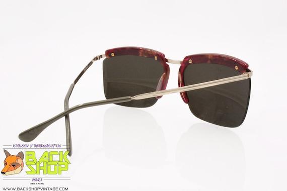 OAR mod. VANCOUVER M4/5 Vintage Sunglasses, half … - image 6