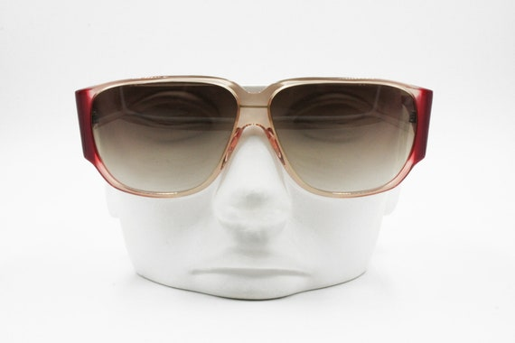 FREEDOM made in Italy, Vintage sunglasses square … - image 3