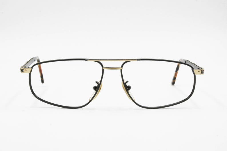 bcc6e4f90a9e Winchester by Magic Line black squared aviator frame with