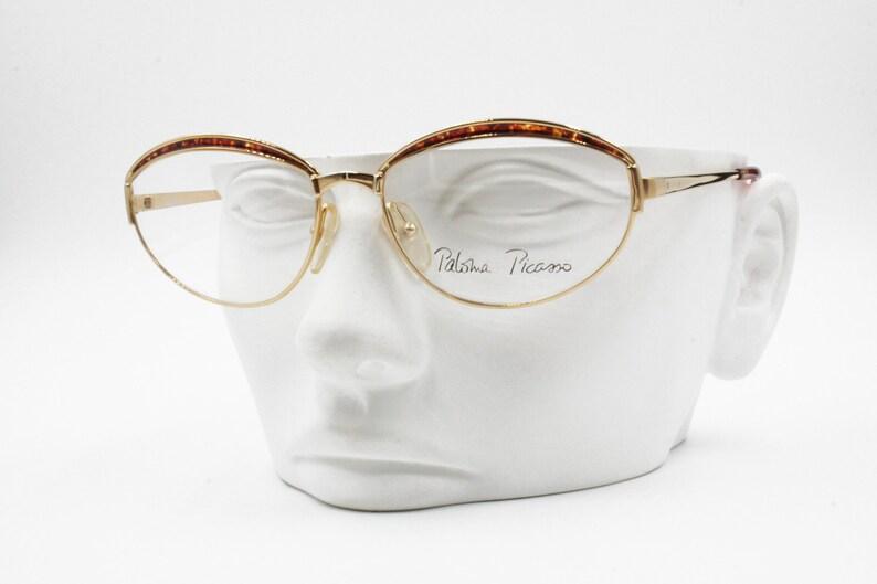 20ab5e3907 Paloma Picasso 3844 41 Made in Austria Vintage rare eyewear