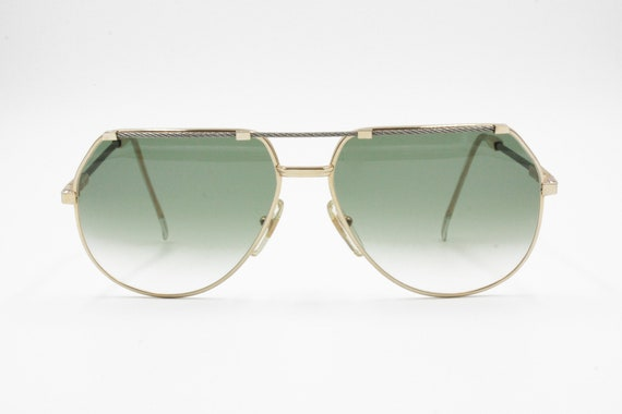 193ff8ef31c Pierre Cardin PLUS CP 805 1 Rare Aviator sunglasses Large