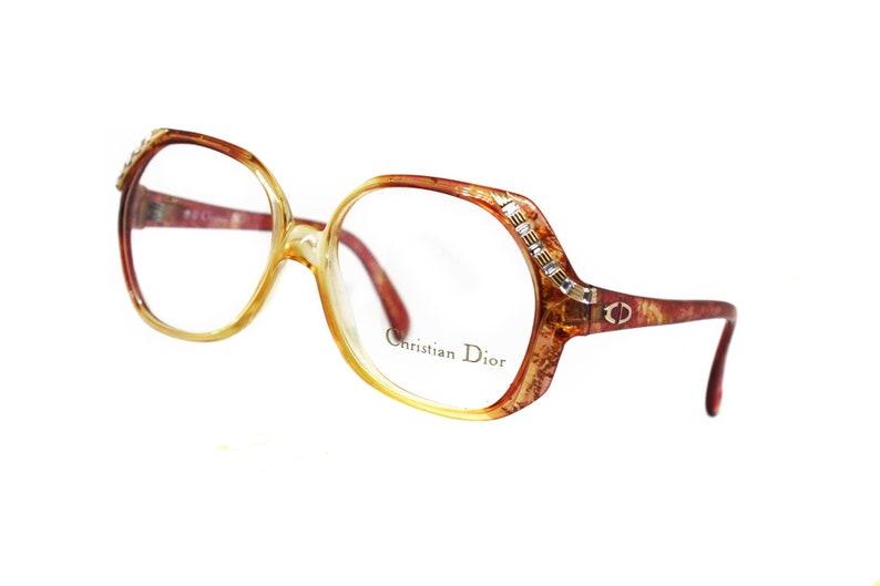ef38ba1dae7 CHRISTIAN DIOR mod. 2528 glasses frame    eyewear frame